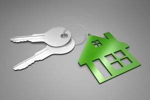 verhuizen huis sleutels