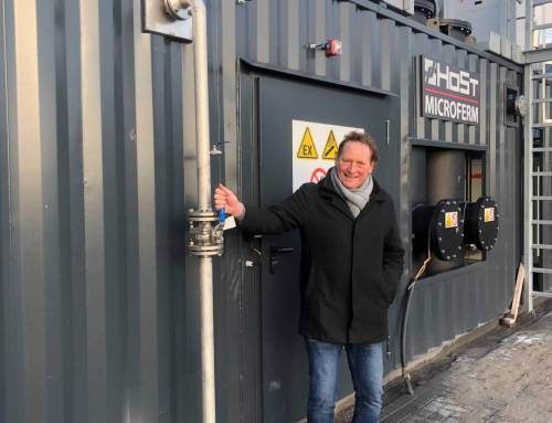 Aandeel groen gas in gasnet RENDO in Drenthe en Overijssel fors toegenomen
