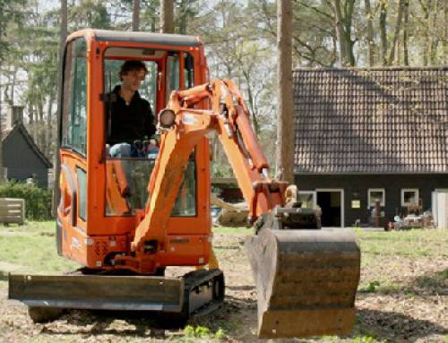 Jaarlijkse campagne Veilig Graven weer van start