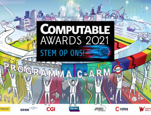 Regionale netbeheerders genomineerd voor Computable Award met programma C-ARM